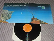 VANGELIS : To the Unknown Man - RARE Disque VINYL 33T. - FRANCE 1978