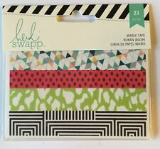 Heidi Swapp Washi Tape Stickers For Scrapbooking, Stamping, Cards, Gifts