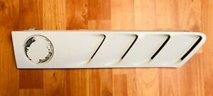 BMW Z3 E36 Side Grille Right Passenger Gill White OEM Used 51130031434