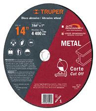 TRUPER ABT-739 Disc for metal cutting, type 41, diameter 14 '