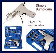 Bohrmulden Schloss Lockpicking Set PICK GUN 14 tlg Dietriche knacken Pick tür
