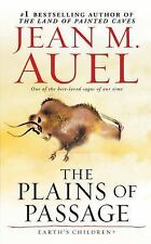 THE PLAINS OF PASSAGE unabridged audio book CD by JEAN M. AUEL Brand New 32 Hrs!