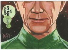 My Favorite Martian Sketch Card created by David Day  [ A ]