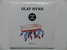 CD  6 TITRES PROMO OLAF HUND Music is dead Opus 1.0 PEM001
