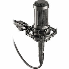 Audio-Technica AT2035 Cardioid Condenser Side-Address Microphone *BRAND NEW*