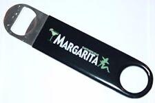 MARGARITA BAR Bottle Opener Flair Barware Popper Blade Mambo Paddle Vinyl Coated