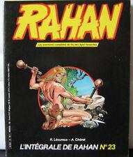 RAHAN INTEGRALE N° 23  LECUREUX VAILLANT 1985