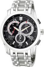 Citizen Eco-Drive Tachymeter Chronograph Men's Watch AT1000-50E