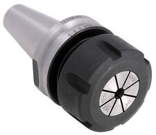 TECHNIKS ISO 30 PRECISION ER32 SLOTTED NUT COLLET CHUCK 12213-W-90