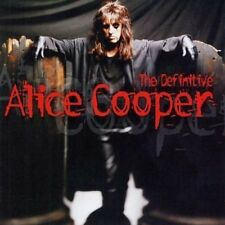 ALICE COOPER The Definitive CD Best Of BRAND NEW