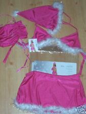 "ANN SUMMERS`S- SEXY / NAUGHTY ""MISS SANTA""  size 10-12- new in pack"