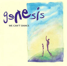 Genesis CD We Can't Dance - Europe (M/EX)