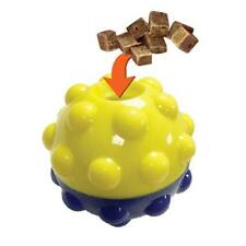 """Foufit Bumper Treat Ball - Treat Dispensing Toy for Dogs - 3"""""""