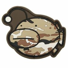 Girls und Panzer Anglerfish Camouflage V. Character Cospa PVC Patch Wappen Badge