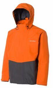 Grundens Downrigger Waterproof Gore Tex Jacket - Burnt Orange