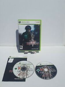 The Last Remnant XBox 360 Game - Complete 2 Discs With Manual RPG Free Postage