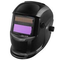 Large View Area Solar WelderLi Battery Auto-Darkening Quality Helmet Y4T5