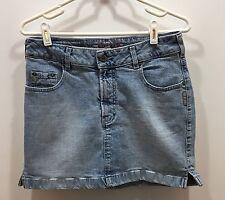 Silver Jeans Mini Skirt Light Wash Size 29