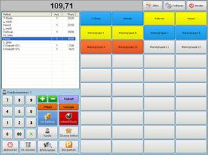 Software POSprom Handel PLUS 4.1 für Einzelhandel Kassensysteme