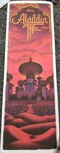Bottleneck Disney Aladdin Variant (NIGHT) Print L.E 1 of 100 BEN HARMAN