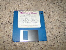 """Robin Hood's Games of Skill and Chance (DOS) 3.5"""" floppy disk"""