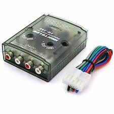 4-Channel Car Stereo Audio Speak Delay Signal Hi-Low Converter for Auto Amp S.
