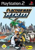 PS2 / Playstation 2 - Action Man: A.T.O.M. / Alpha Teens on Machines mit OVP