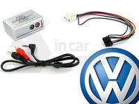 VW AUX input adaptor interface Golf Mk5 jack RCD300 RCD500 CTVVGX004 Volkswagen