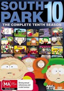 South Park : Season 10 (DVD, 2011, 3-Disc Set)