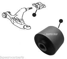 LEXUS IS220D IS250 IS350 ISF 05> FRONT BOTTOM LOWER WISHBONE CONTROL ARM BUSH x1