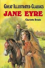 Great Illustrated Classics: Jane Eyre by Rochelle Larkin Hardcover Brand NEW