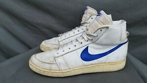 Vintage NIKE 1983 Penetrator OG Hi Top Sneaker Sz-10 Made in Taiwan