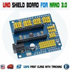 Nano V30 Io Expansion Sensor Shield Uno R3 Arduino Compatible