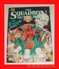 THE SQUADRON SUPREME Play Special 12 PLAY PRESS 1992