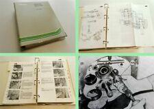 Fendt F345GT bis F380GT Geräteträger Werkstatthandbuch Reparaturhandbuch 1987