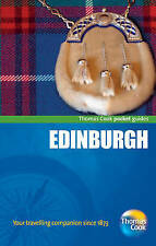 Edinburgh Pocket Guide, 3rd (Thomas Cook Pocket Guides), Good Condition Book, Th