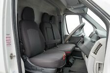 Tailored Fabric Seat Covers FORD TRANSIT CUSTOM 2+1 2015 2016 2017 2018 2019