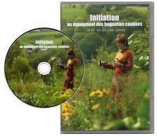 DVD Initiation aux baguettes coudées (ou baguettes de sourcier)