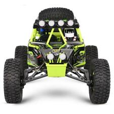 For Gift WLtoys 10428 1/10 2.4G 4WD Electric Brushed Crawler RTR RC Car Toy Cool