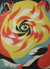 """André Masson, Lithographie von 1938 für """"Revue Verve"""" Paris"""