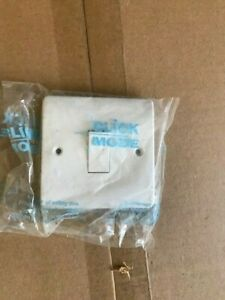 CLICK Mode 10A  1G light switch    NEW