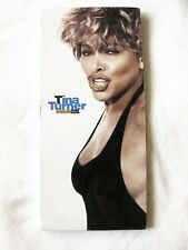 TINA TURNER Simply The Best GREATEST HITS SEALED LONGBOX CD BOX LONG SET Promo