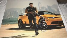 Mark Wahlberg In Transformers Hand Signed 11x14 Autographed Photo w/COA
