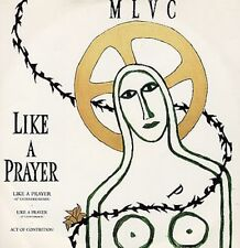 Madonna Like A Prayer Uk 12""