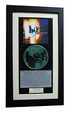 BUSH Razorblade Suitcase CLASSIC CD Album TOP QUALITY FRAMED+EXPRESS GLOBAL SHIP