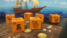 PIRATE DICE: VOYAGE ON THE ROLLING SEAS - 5TH PLAYER EXPANSION