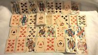jeu de 32 cartes publicitaire le vieux pané (grimaud)