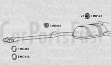 Exhaust Rear Box Mercedes Benz E320d 3.2 Diesel Saloon 08/1999 to 06/2002