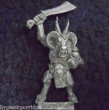 1993 Chaos Beastman 8 Citadel Warhammer Fantasy Battle Beastmen Army Beasts Broo