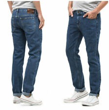NEU LEE RIDER 14 1/2oz JEANS HOSE SLIM TAPERED FIT LUKE  L32/L34/L36 -Alle Große